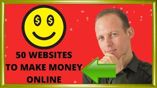 How to make money online: 50 business ideas and websites to make money online from home(Take my full online course on how to start a business: https://www.udemy.com/how-to-start-a-business-go-from-business-idea-to-a-business/?couponCode=y ..., 2015-01-24T20:51:04.000Z)
