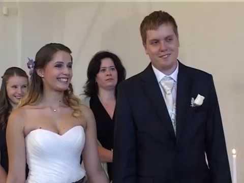 Sipos Ágnes és Kutas Roland esküvője