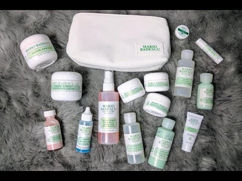 GIANT 2-Week Trial Mario Badescu Skincare (15 Products!!)