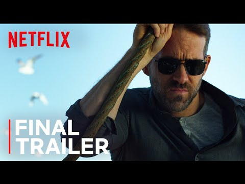 Final Trailer | 6 Underground starring Ryan Reynolds | Netflix