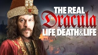 The Real Dracula: Life, Death, & Life | Bram Stoker and Vlad the Impaler | Laughing Historically