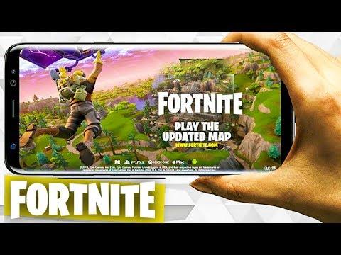 Game Fortnite Trailer – Fortnite Battle Royale AVAILABLE MOBILE