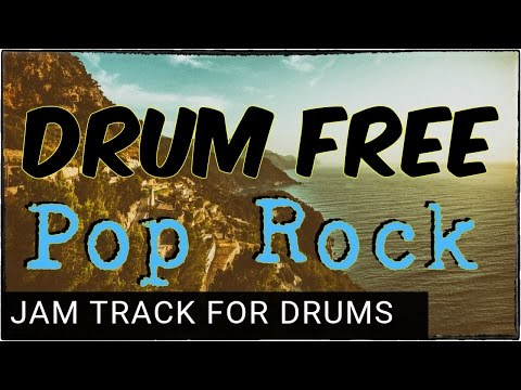 drumless-backing-track-pop-rock-(110-bpm)