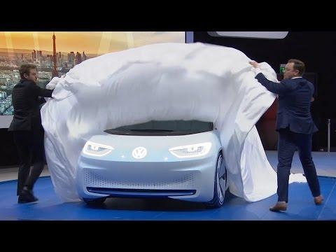 Volkswagen I.D. Concept - World Premiere at the Paris Motor Show