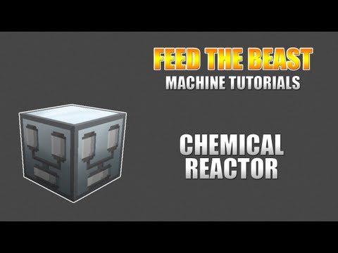 Feed The Beast :: Machine Tutorials :: Chemical Reactor