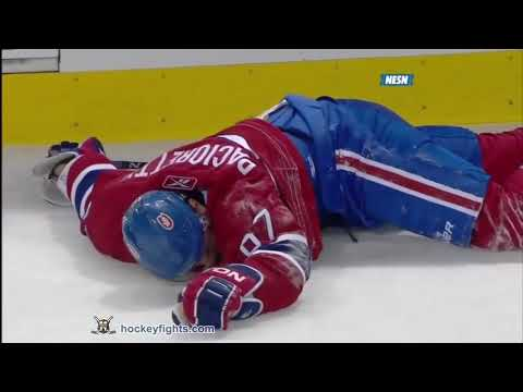 NHL's DIRTIEST HITS   PART 1