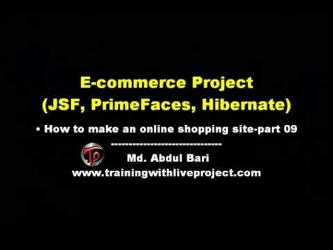 E-commerce Project(Display Product)- part 09
