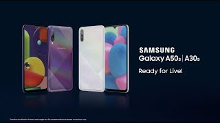 The All New Samsung Galaxy A50s | A30s