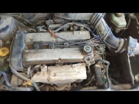 Троит Ford Escort, ошибок нет, дует шланги