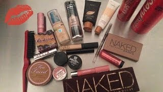 My 2013 Beauty Favorites - Hair & Makeup! Thumbnail