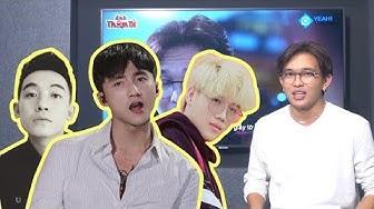 Anh Thám Tử nói về Redhood, thần tượng BTS & Sơn Tùng MTP