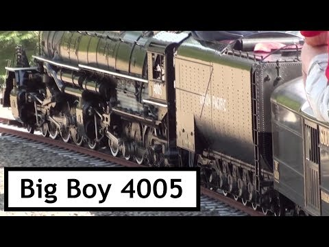 Union Pacific Big Boy 4005 (4-8-8-4)