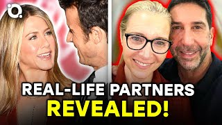 Friends Real-life Partners Revealed |⭐ OSSA Radar