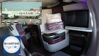 NH AIRTIME S04E02 (NL) | de QSUITES van QATAR AIRWAYS