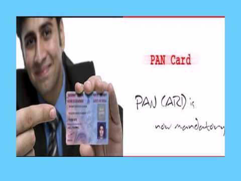 Download PAN card correction form - YouTube on pan card correction application form, pan card apply online, pan card form 49a,
