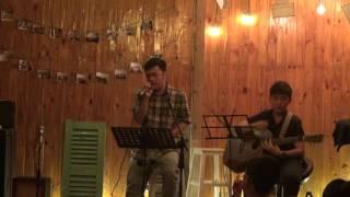Bước qua thế giới - Trình Phong [Xương Rồng Coffee & Acoustic Night 58: Tình yêu tôi hát]