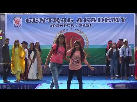 Central Academy School, Pali