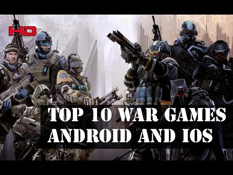 Top 10 Free War Games For Android And Ios Offline/Online