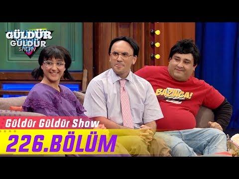 Güldür Güldür Show 226.Bölüm (Tek Parça Full HD)