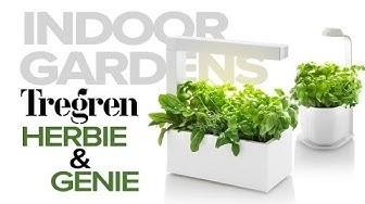 Tregren Herbie and Genie Indoor Gardens