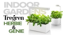 Tregren Herbie and Genie Indoor Gardens