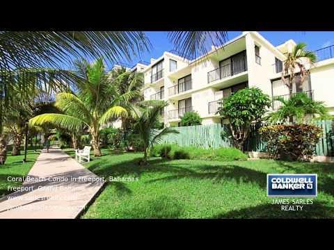 Bahamas Property - Coral Beach Condo in Freeport, Bahamas