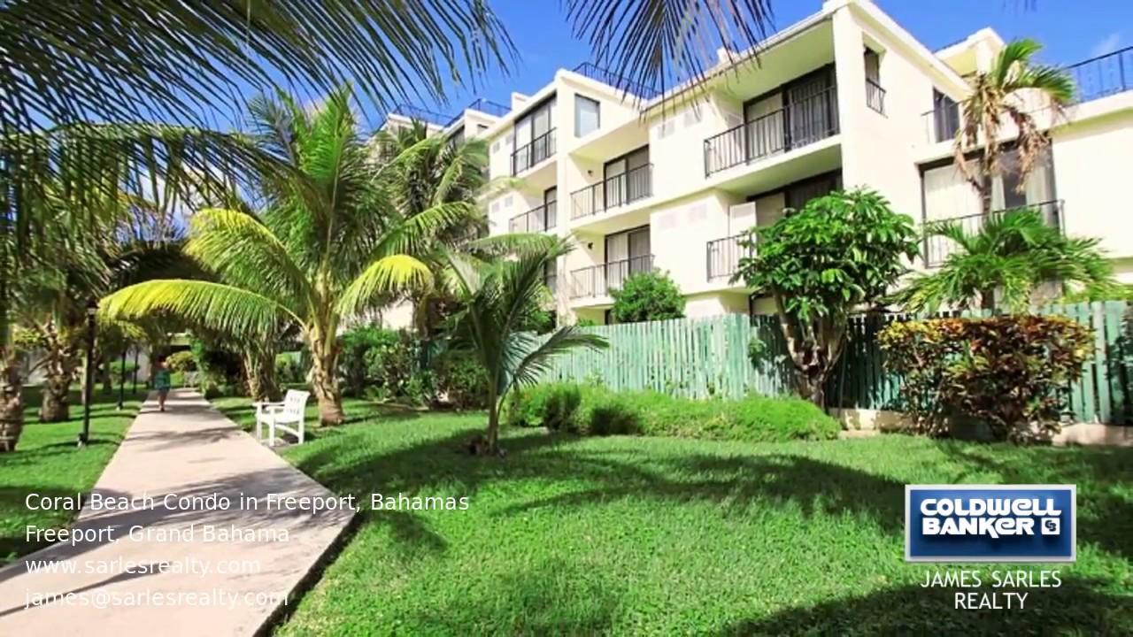 Bahamas Property Coral Beach Condo In Freeport Bahamas Youtube