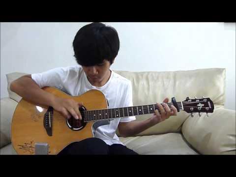 (Shakugan no Shana) Hishoku no Sora 緋色の空 - Guitar Cover - Joshua Christian