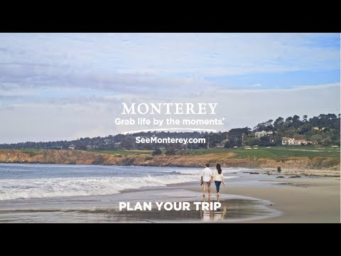 Take a Moment to Meet Monterey County