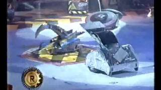 Robotwars Extreme 2 All Stars Tournament B Part 1
