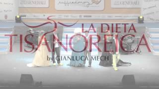 Gianluca Mech con Platinette allo show Cuffie d'oro 2014