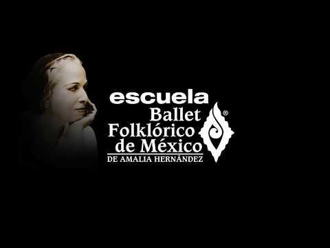 Escuela de Ballet de Amalia Hernández