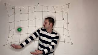Урок 20. Продвинутые броски 1 мяч 2 руки. Жонглирование Павел Горский.