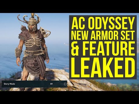 Assassin's Creed Odyssey DLC New Armor, Weapon, Mount & Feature LEAKED (AC  Odyssey DLC)