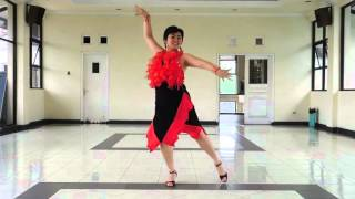 Line Dance - Mira Pa Dentro - Maya Sofia