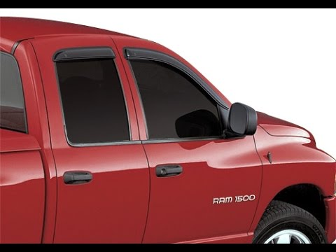 Dodge Ram Recirculation Air Door Replacement - No Dash Removal - YouTube