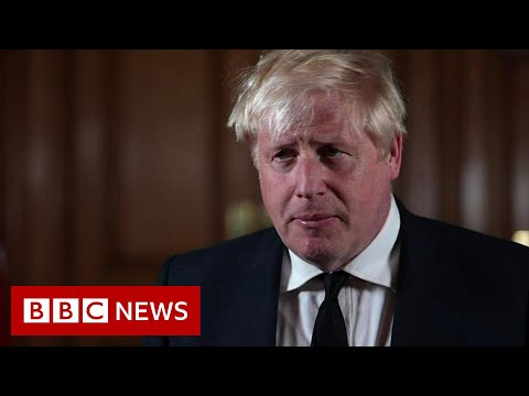 UK PM Boris Johnson pays tribute to Sir David Amess MP, who was stabbed to death - BBC News