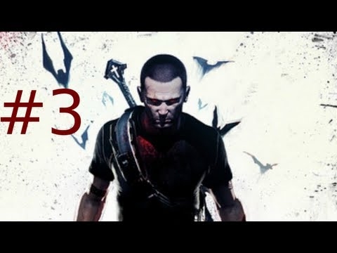 Infamous Festival of Blood DLC Walkthrough Part 3 - Firstborn