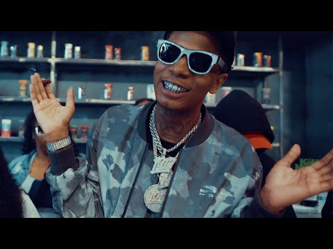 Big Scarr – Ballin In LA (feat. Gucci Mane & Pooh Shiesty) [Official Music Video]