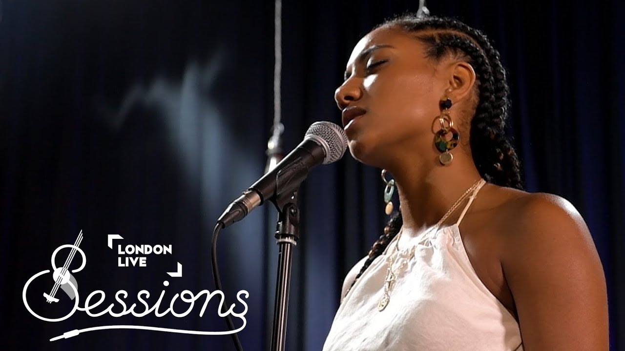 Sophia Thakur - Your Canvas | London Live Sessions