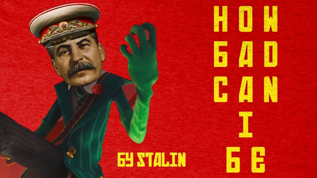 how did stalin become head of