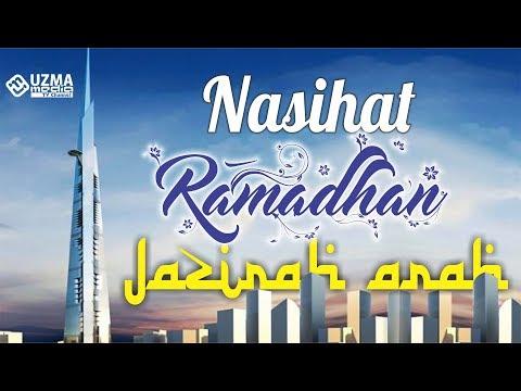 Nasihat Ramadhan Dari Ust Zulkifli Muhammad Ali, Lc, MA. di Qatar - Uni Emirat Arab