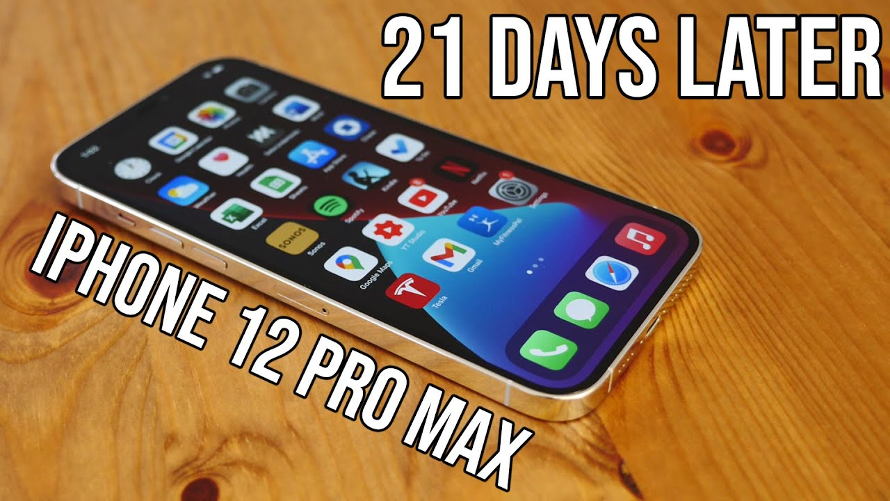 iPhone 12 Pro Max Review - 21 Days Later