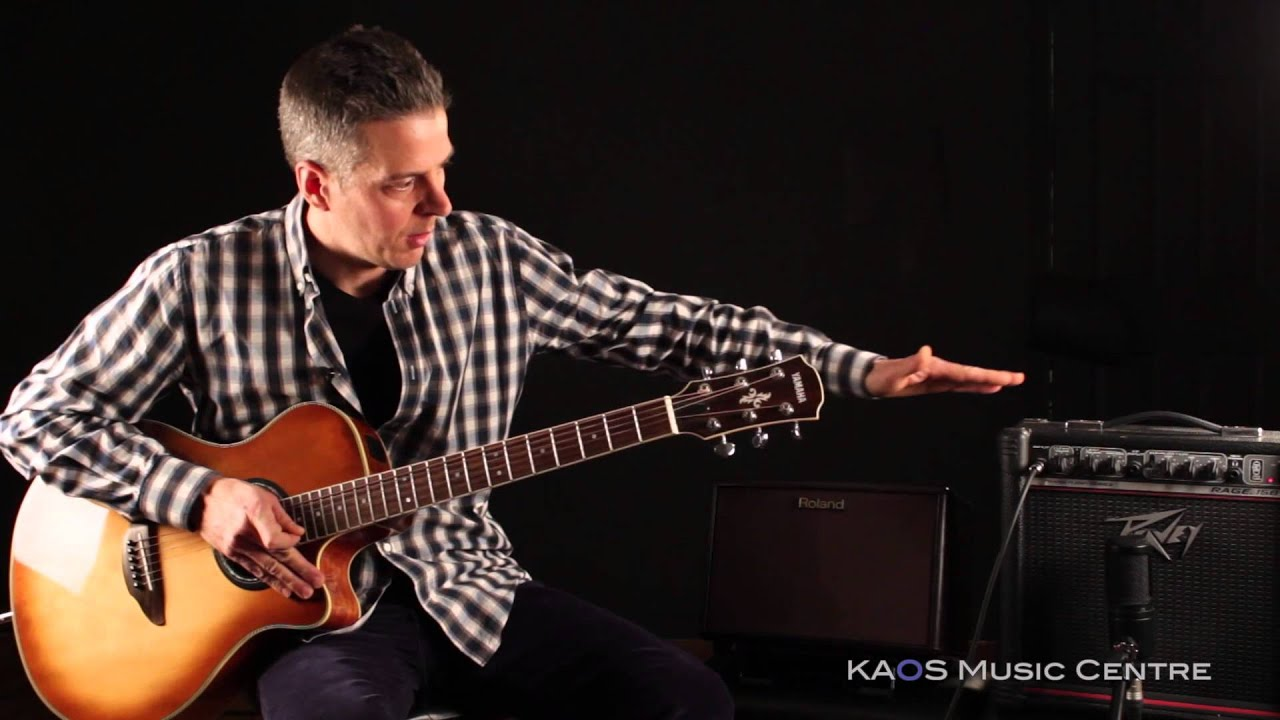 kaos gear tips why an acoustic and youtube