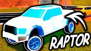 NUOVO POLICE - RAPTOR CAR ? evasione f Roblox