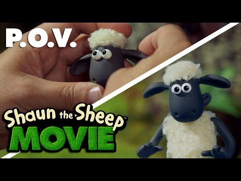 Shaun The Sheep The Movie - Animating Shaun (Point Of View)