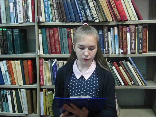 Изображение предпросмотра прочтения – АннаКожевникова читает произведение «Крестьянские дети» Н.А.Некрасова