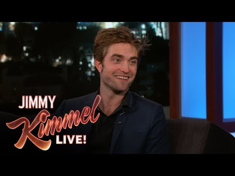 Robert Pattinson on New Movie Good Time