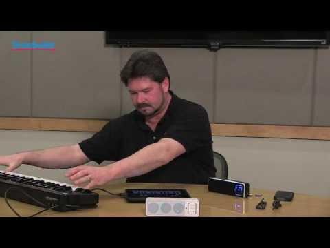 Peavey BTS 2.2 Wireless Music Player Demo By Daniel Fisher