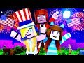 PARTY IN THE USA | THE PSYCHO GiRL SHOW EP. 15 | Minecraft Role Play